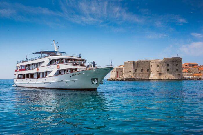 Split – Dubrovnik, M/S Splendid