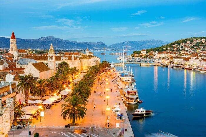 Split-Dubrovnik, M/S Ambassador