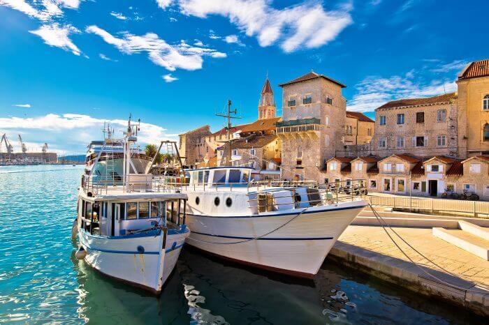 One-Way Cruise from Split to Dubrovnik with M/S Mama Marija & M/S Ambassador