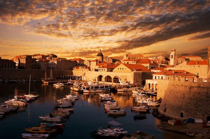 One-Way Cruise from Dubrovnik to Split with M/S Mama Marija & M/S Ambassador