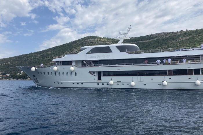 Split – Dubrovnik, M/S Mama Marija II